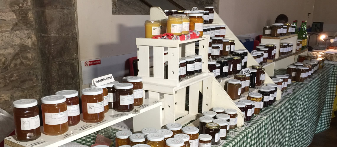 Chutneys and Jams