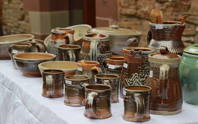 Craft at Ledbury Country Market